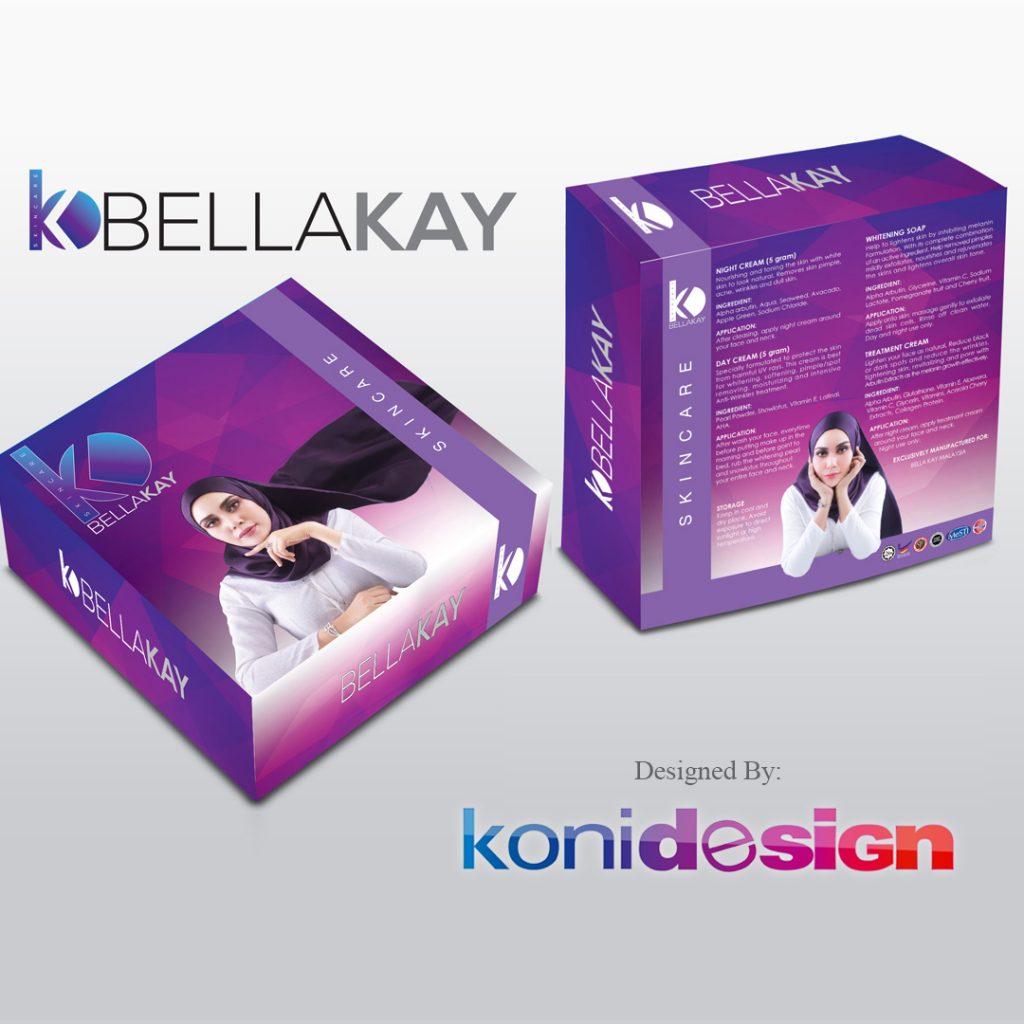 Bella Kay Packaging Design