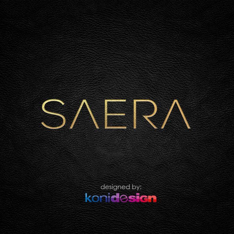 SAERA Logo Design