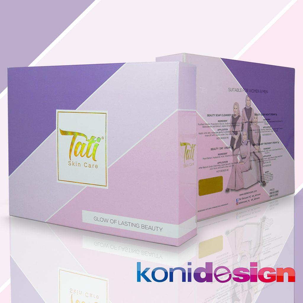 Tati Packaging Design and Printing