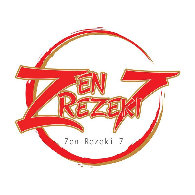 Zen Rezeki 7 logo design